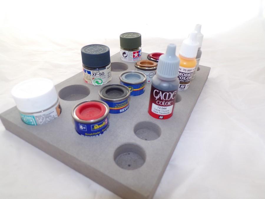 Plateau peinture pour peinture mig revell